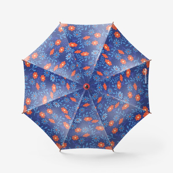 Зонт «Цветочная лужайка»