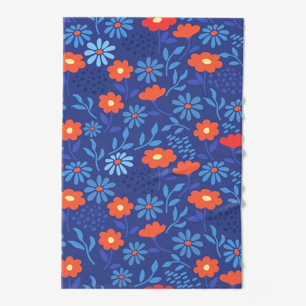 Полотенце «Цветочная лужайка»