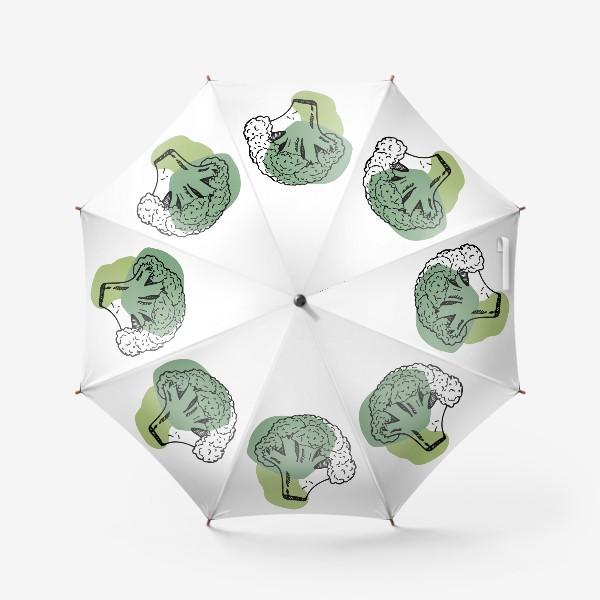 Зонт «брокколи»