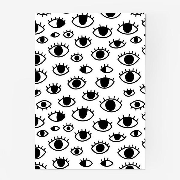 Постер «Глаза»