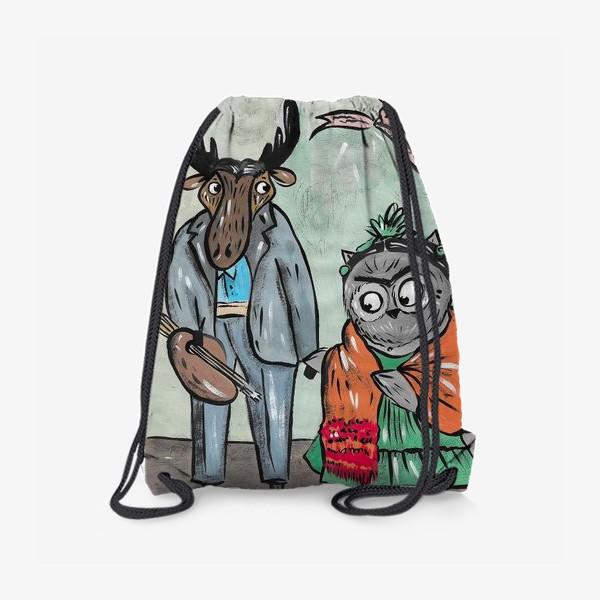 Рюкзак «Фрида и Диего»