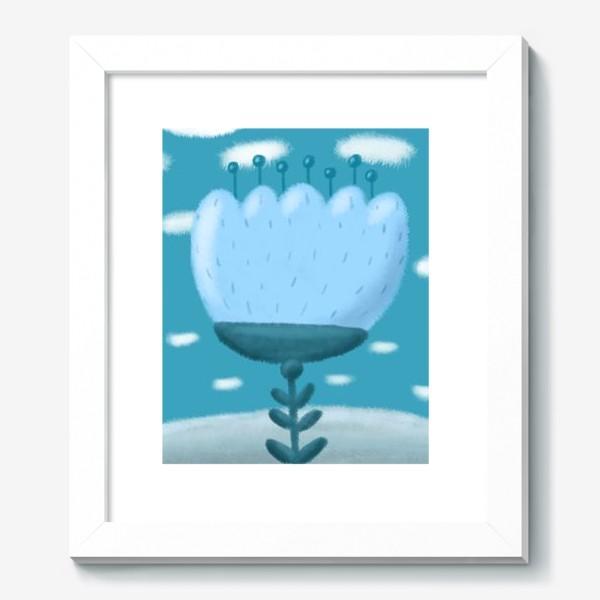 Картина «Цветок »