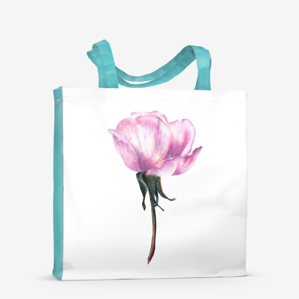 Сумка-шоппер «Нежность розы»