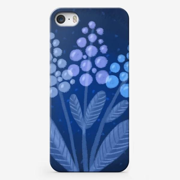 Чехол iPhone «Лунные цветы»