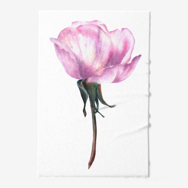 Полотенце «Нежность розы»