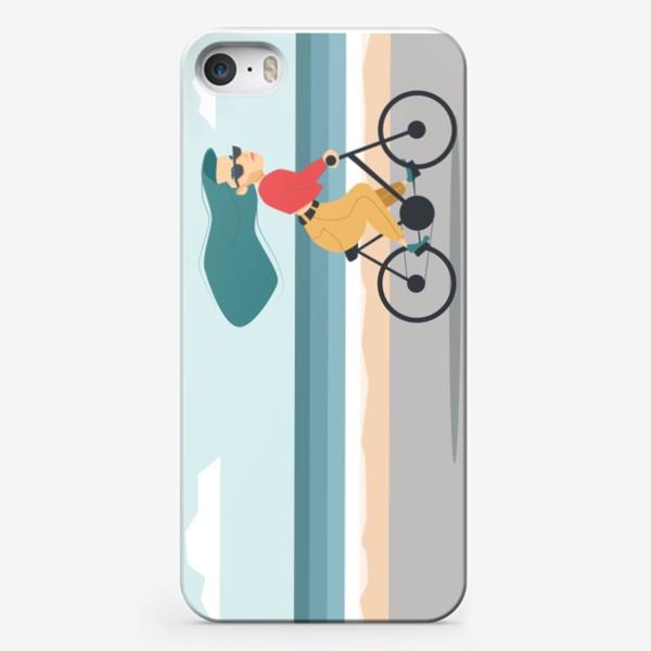 Чехол iPhone «на велике вдоль пляжа»