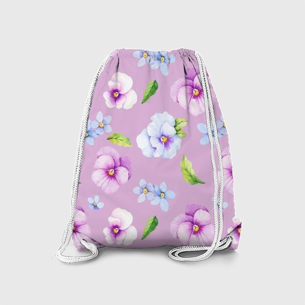 Рюкзак «Виола и незабудки»