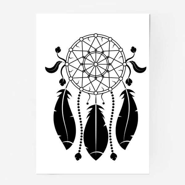 Постер «Ловец Снов»