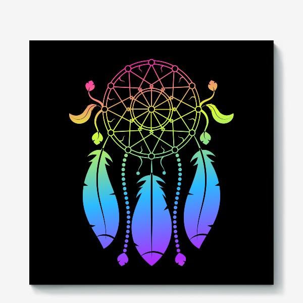 Холст «Ловец снов»