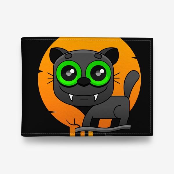 Кошелек «кот»