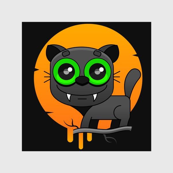 Шторы «кот»