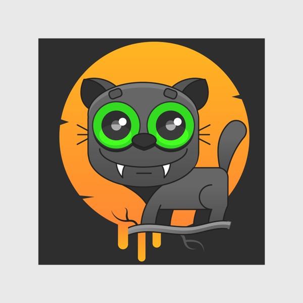 Скатерть «кот»