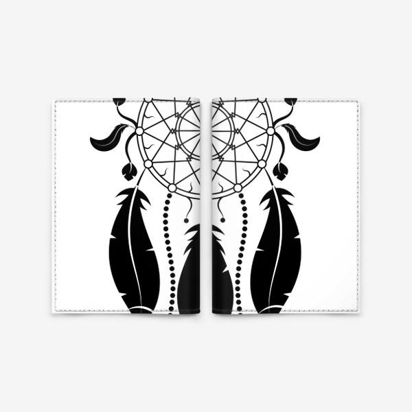 Обложка для паспорта «Ловец Снов»