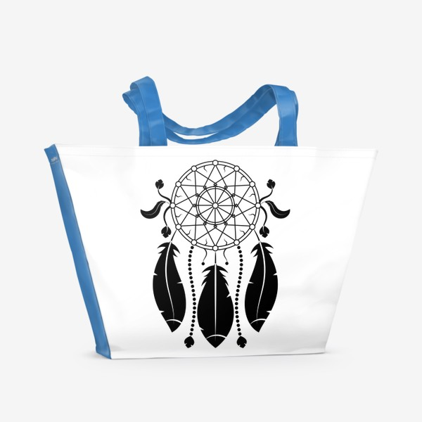 Пляжная сумка «Ловец Снов»