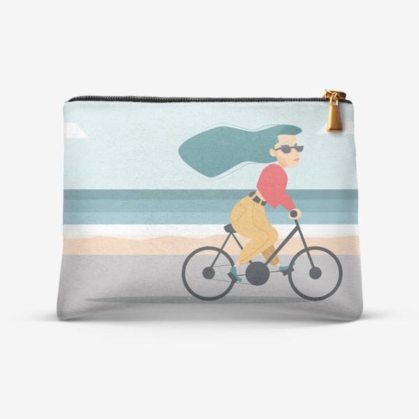Косметичка «на велике вдоль пляжа»