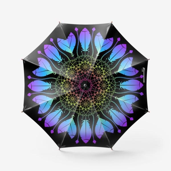 Зонт «Ловец снов»
