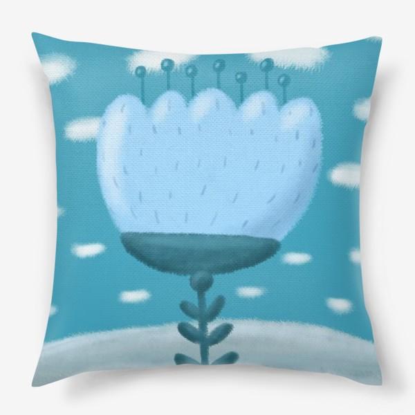 Подушка «Цветок »