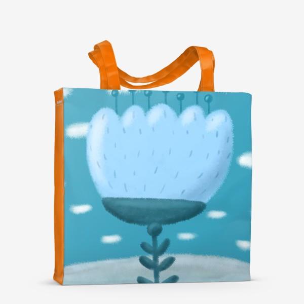 Сумка-шоппер «Цветок »