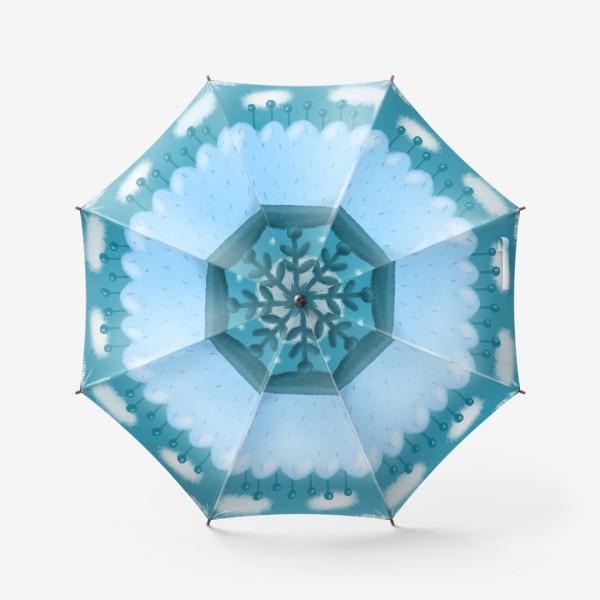 Зонт «Цветок »