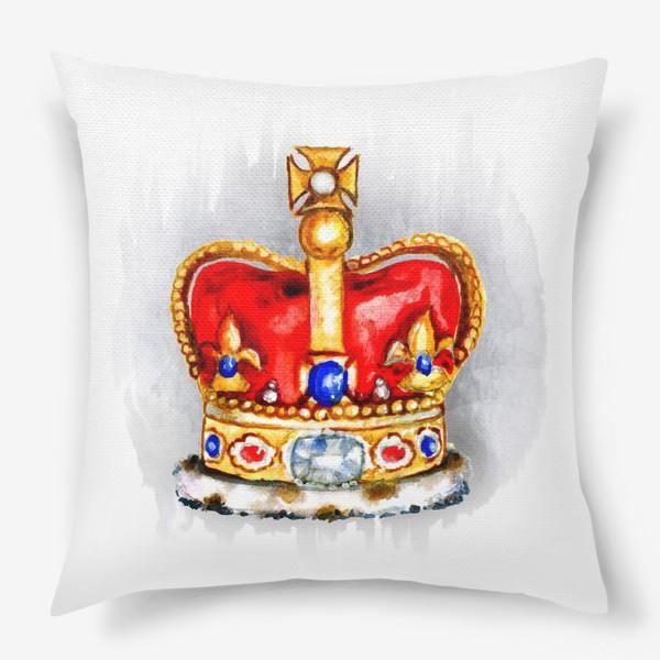 Подушка «Корона»