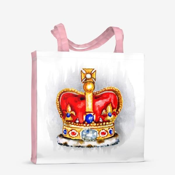 Сумка-шоппер «Корона»