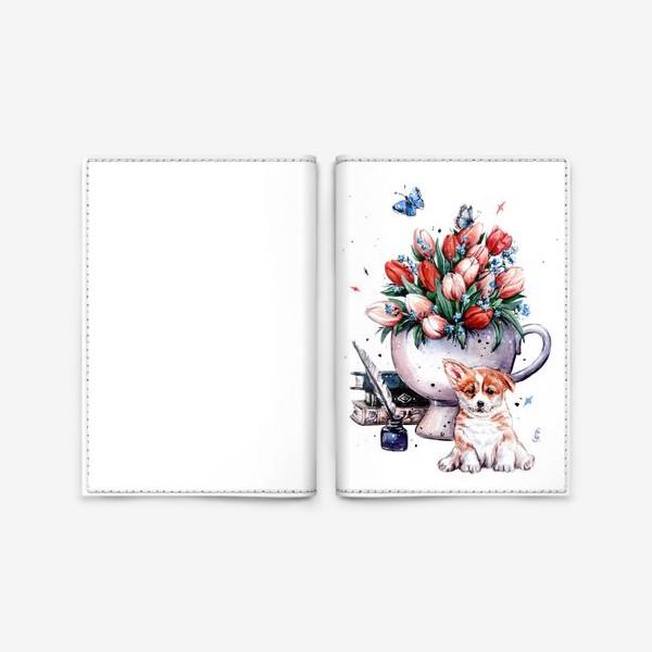 Обложка для паспорта «забытые чувства»