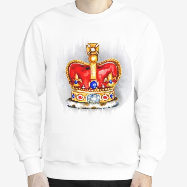 Свитшот «Корона»