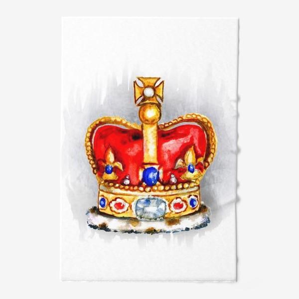 Полотенце «Корона»