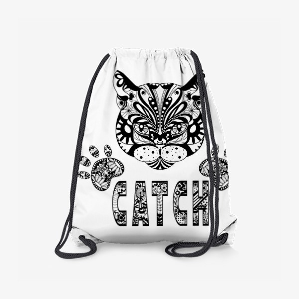 Рюкзак «Кот. Люблю кошек. Коты. Морда кота»