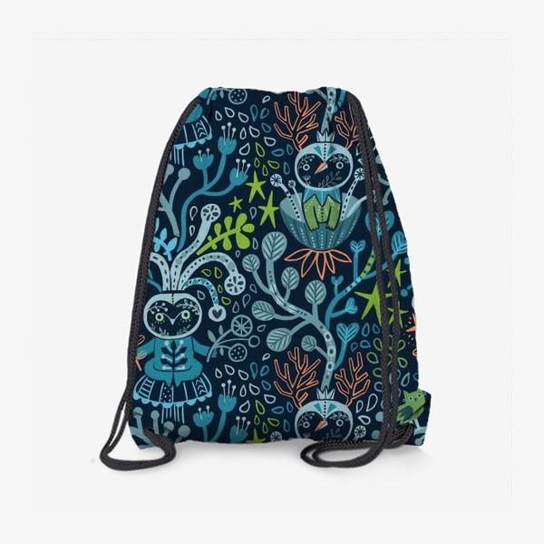 Рюкзак «Лесные чудики»