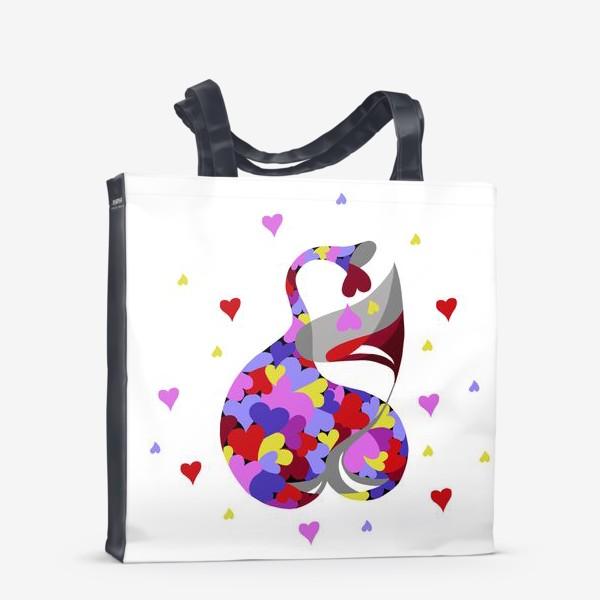 Сумка-шоппер «Любовный эликсир»