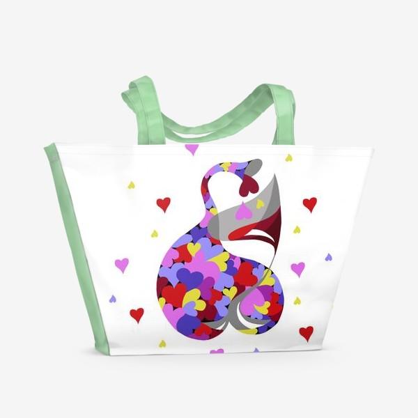 Пляжная сумка «Любовный эликсир»