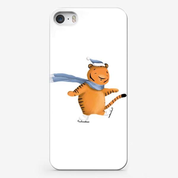 Чехол iPhone «Тигренок»