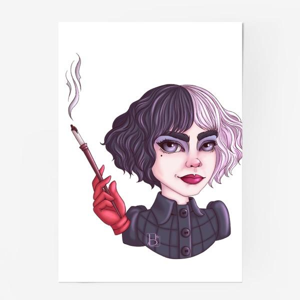 Постер «Круэлла»