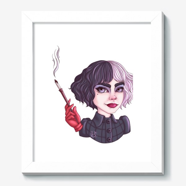 Картина «Круэлла»