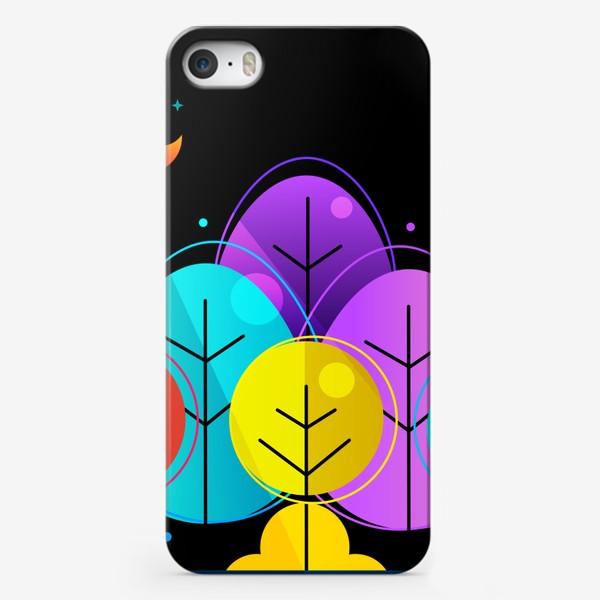 Чехол iPhone «Лес»