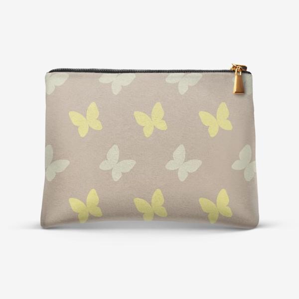 Косметичка «Бабочки»