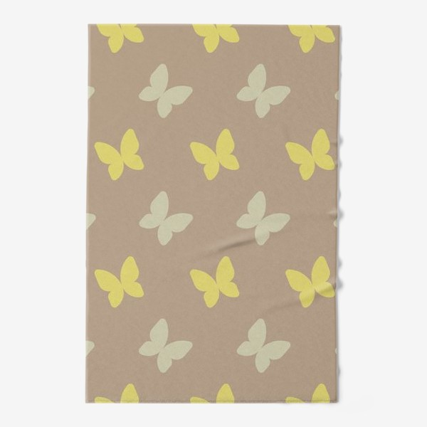 Полотенце «Бабочки»