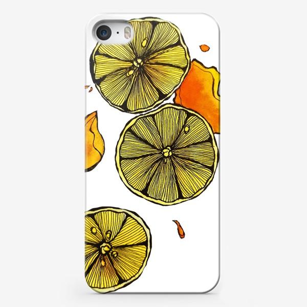 Чехол iPhone «Сочный цитрус»