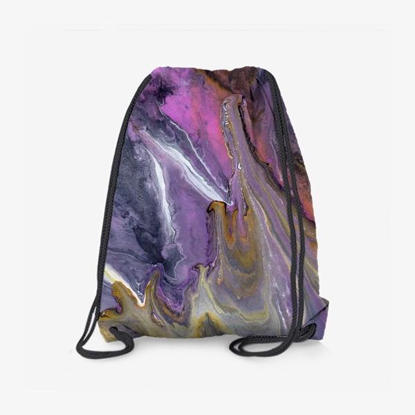 Рюкзак « розовый камень»