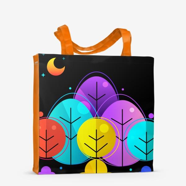 Сумка-шоппер «Лес»