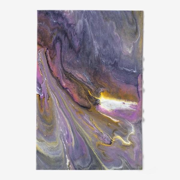 Полотенце « розовый камень»