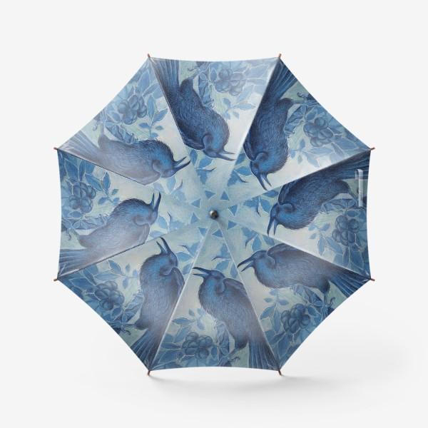 Зонт «Ворон»