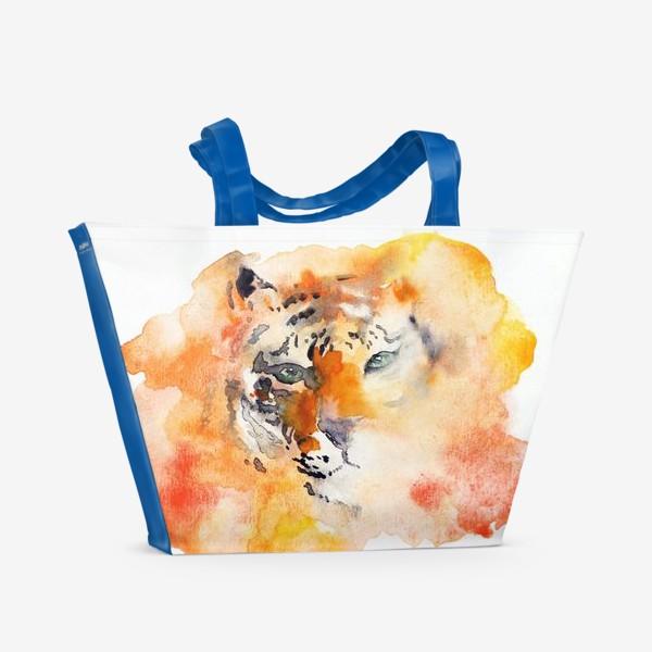 Пляжная сумка «Tiger»