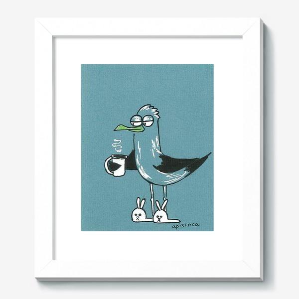Картина «Утро чайки»