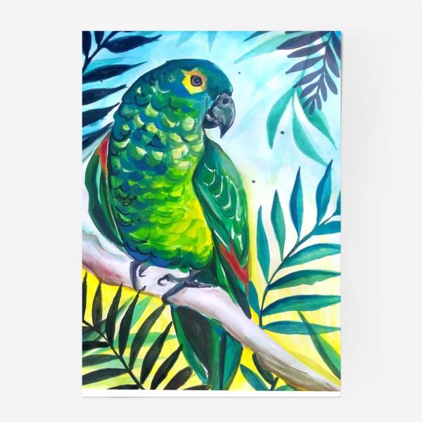 Постер «В тропиках»