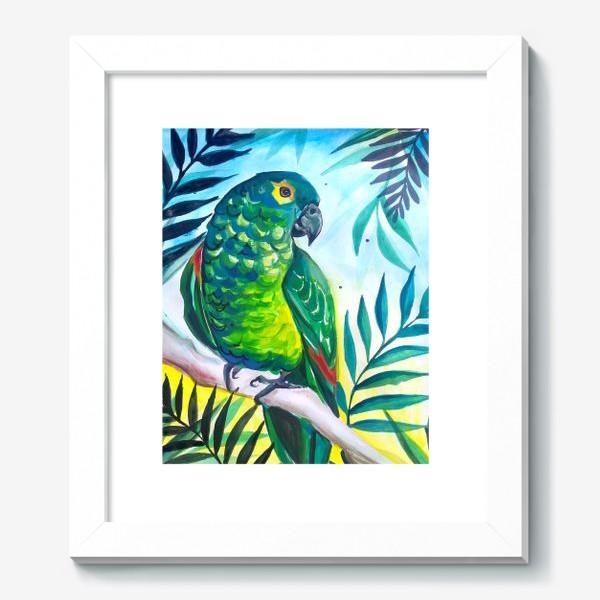 Картина «В тропиках»