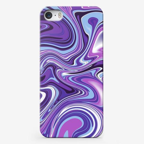 Чехол iPhone «Мраморный узор»