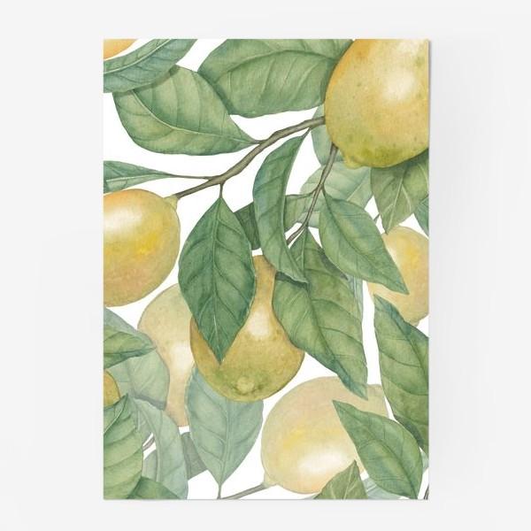 Постер «Лимоны»