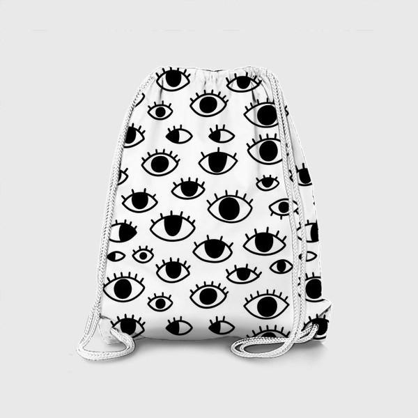 Рюкзак «Глаза»